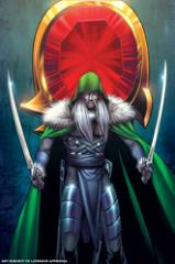 Legend of Drizzt, The #6 - The Halfling's Gem #1 (Cover A)