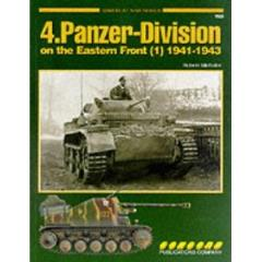 4.Panzer-Division on the Eastern Front Vol. 1 - 1941-1943