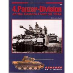 4.Panzer-Division on the Eastern Front Vol. 2 - 1944