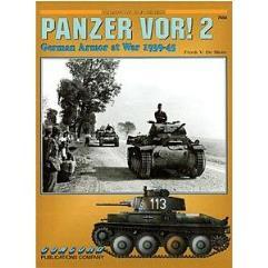 Panzer Vor! Vol. 2 - German Armor at War 1939-45