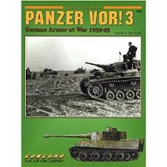 Panzer Vor! Vol. 3 - German Armor at War 1939-45