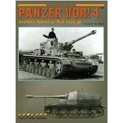Panzer Vor! Vol. 4 - German Armor at War 1939-45