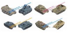 Panzer Korps #3 - Panzer and Panther Asst. - 16 Piece Assortment