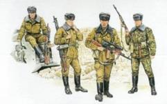 Soviet Motor Rifle Troops