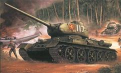NVA T-34/85M