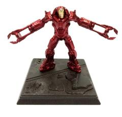 "Iron Man 3 - Mark 35 Disaster Rescue Suit ""Red Snapper"""