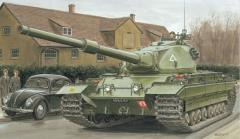British Heavy Tank Conqueror Mark 2