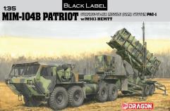 MIM-104B Patriot Surface-To-Air Missile (SAM) System (PAC-1) w/M983 HEMTT