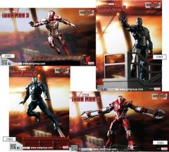 Iron Man 3 Battlefield Collection Set