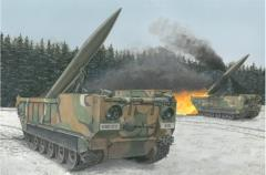 M752 Lance Self-Propelled Missile Launcher