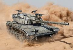 IDF M60 w/Explosive Reactive Armor (Smart Kit)