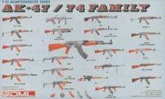 AK-47/74 Family Set #1