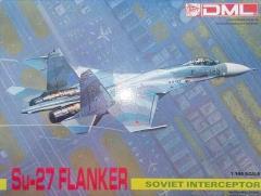 Su-27 Flanker - Soviet Interceptor