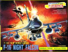 F-16C Night Falcon - 388th TFW 421st TFS