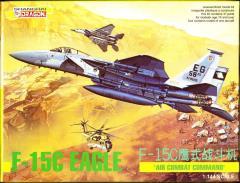 F-15c Air Combat Command - 58th FS., 33rd FW.