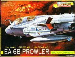 EA-6B Prowler - VAQ-130 'Zappers'