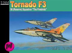 "Tornado F-3 - RAF 56 (Reserve) Squadron ""The Firebirds"""