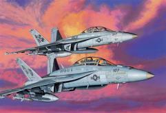F/A-18F Super Hornet - VFA-11 & VFA-211