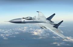 "PLA J-15 ""Flying Shark"" Naval Fighter"