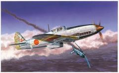 "Ki-61 Hien Type 3 ""Tony"" - Imperial Japanese Army Fighter (3 in 1)"