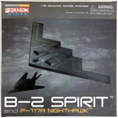 B-2 Spirit & F-117A Nighthawk