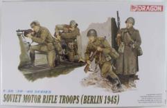 Soviet Motor Rifle Troops - Berlin 1945