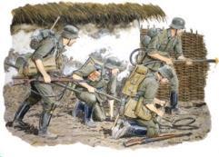 German Strumpionier - Kursk 1943