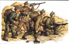 German Gebirgsjager - Caucasus 1942