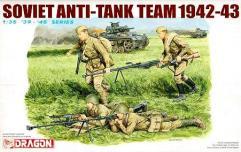 Soviet Anti-Tank Team 1942/43