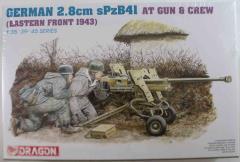 2.8 sPzB41 AT Gun w/Crew