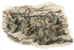 MG42 Heavy Machine Gun Team