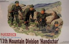 "13th Mountain Troop ""Handschar"""