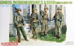 Panzer SS-Grenadiers, HJ Division