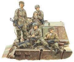 3rd Fallschirmjager Division Ardennes 1944