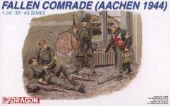 Fallen Comrade - Aachen 1944