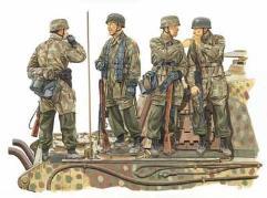 3rd Fallschirmjager Division Ardennes 1944, Part 2