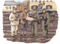Commanders Conference - Kharkov 1943