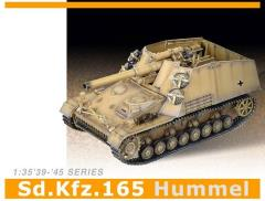 Sd.Kfz. 165 Hummel - Initial Production