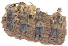 German Infantry - HG Division, Anzio 1944
