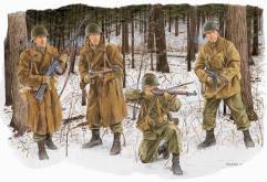 U.S. 101st Airborne Division - Bastogne 1944