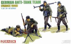 German Anti-Tank Team - France 1940