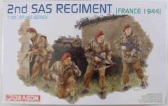 2nd SAS Regiment - France 1944