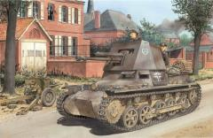 Panzerjager I 4.7cm PaK(t) - Early Production