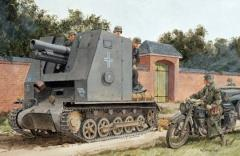 15cm s.1G.33 (Sf) Pz.Kpfw.I Ausf.B