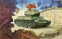 T34/85 UTZ Model (Premium Edition)