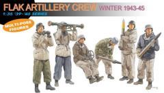 Flak Artillery Crew 1943-45