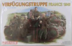 Verfugunstruppe - France 1940