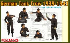 German Tank Crew 1939-1943