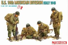 U.S. Army 10th Mountain Division - Italy 1945