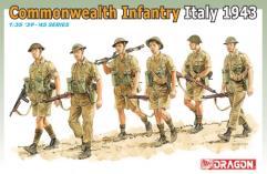 Commonwealth Infantry - Italy 1943-44